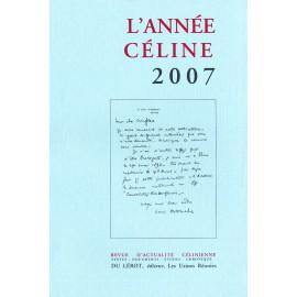 L'Année Céline 2007