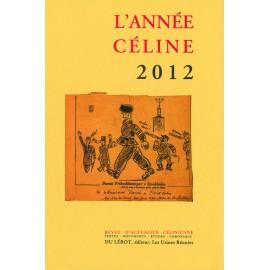 L'Année Céline 2012