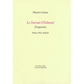 Le journal d'Edmond