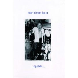 … oppède… Vol. 7 des œuvres de Henri Simon Faure