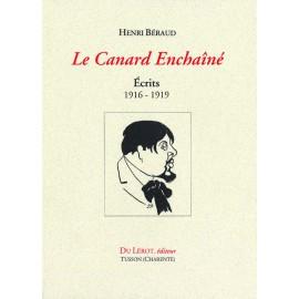 Béraud, Henri – Le Canard Enchaîné