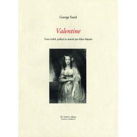 Sand, George – Valentine