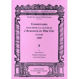 [Jarry, Alfred] – Commentaires pour servir à la lecture de l'Almanach