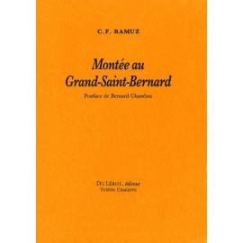 Ramuz, C.F. – Montée au Grand-Saint-Bernard
