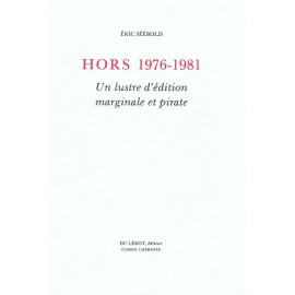 Séébold, Éric – Hors 1976-1981