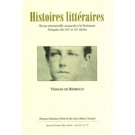Histoires littéraires 2014 - n° 57