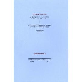 D'Arribehaude, Jacques – Le Cinéma de Céline