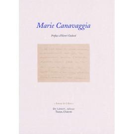 «Autour de Céline» Marie Canavaggia