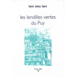 Les lentilles vertes du Puy