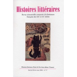 Histoires littéraires 2004 – n° 17