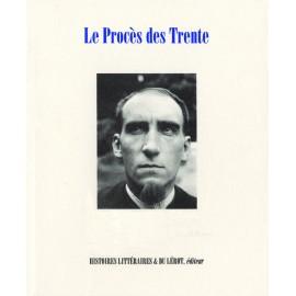 [Fénéon, Félix] – Imbert, Maurice – Le Procès des trente