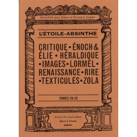 [Jarry, Alfred] L'Etoile-Absinthe 128-129