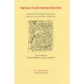 [Ferrer, Daniel, éd.] – Writing its own wrunes for ever