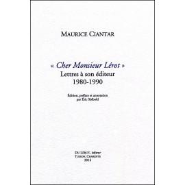 CIANTAR Maurice