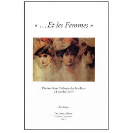 """Colloque des Invalides - """"... Et les Femmes"""""""