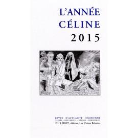 L'Année Céline 2015