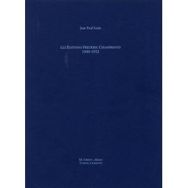 LOUIS Jean-Paul - Les Editions Frédéric Chambriand