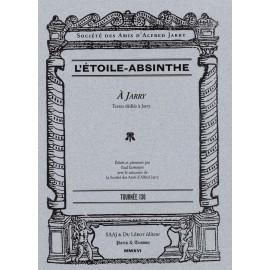 [Jarry, Alfred] L'Etoile-Absinthe tournée 136