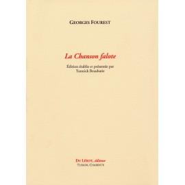 FOUREST, Georges - La Chanson falote