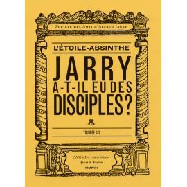 [JARRY, Alfred] L'Etoile-Absinthe - tournée 137