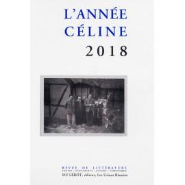 L'ANNEE CELINE 2018