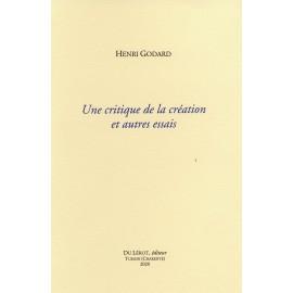 GODARD, Henri